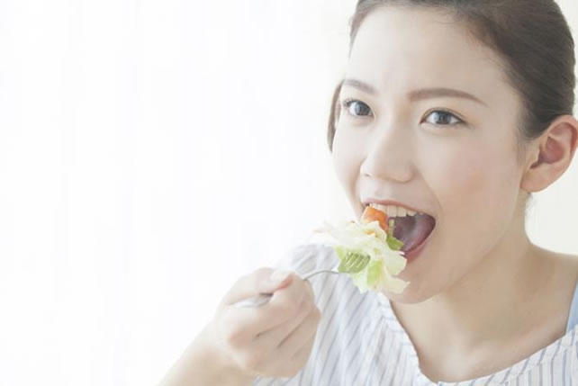 美は食事から!たるみに良い食べ物で内側からキレイになろう