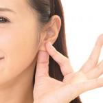 耳たぶつまみは顔のたるみに効果ある?やり方は?